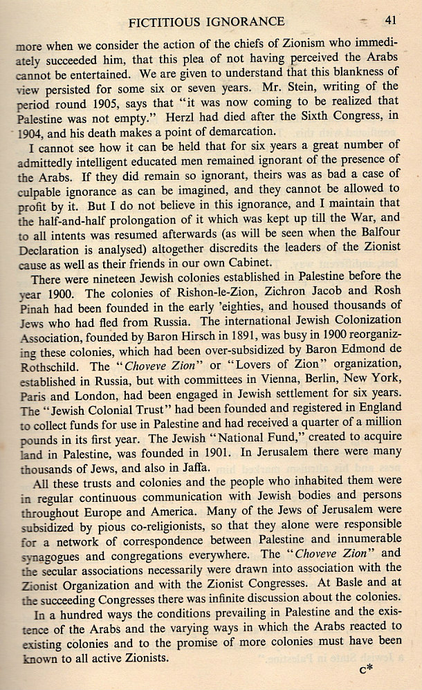 Palestine: The Reality P41